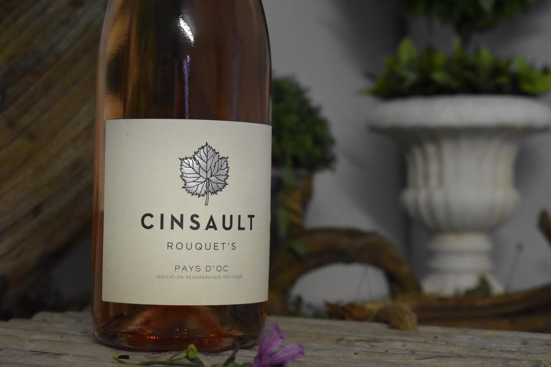 Vin rosé Cinsault Rouquet's