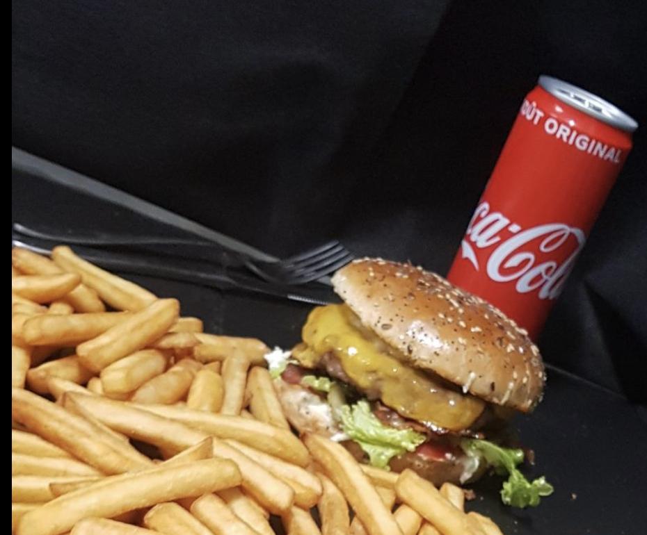 Burger Libanais végé